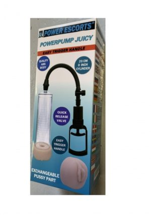 Power Escorts - Powerpump Juicy