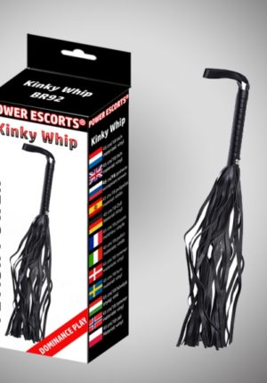 Power Escorts Fetish Power Kinky Whip - Zweep