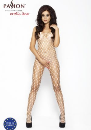Passion - Body Stockings – Wit – BS001