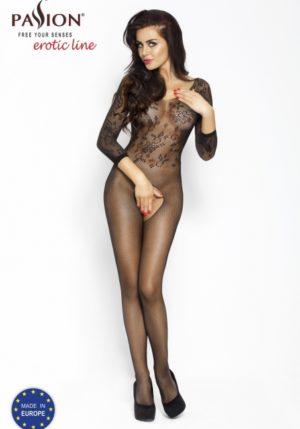 Passion - Body Stockings – Zwart – BS007