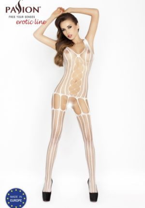 Passion - Body Stockings – Wit – BS013
