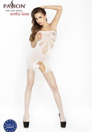 Passion Body Stockings – Wit – BS021