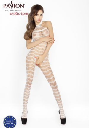 Passion Body Stockings – Wit – BS022