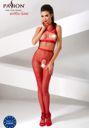 Passion - Lingery - Red - Bs048