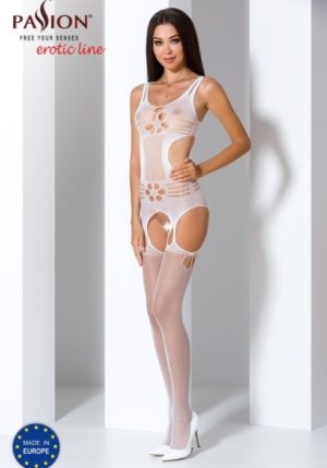 Passion - Lingery - White - Bs066