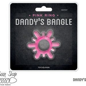 Toys4lovers - Dandy's Bandle Cockring - Roze