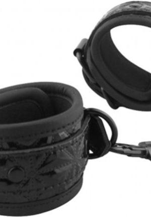 Aphrodisia Ankles Cuffs - Black