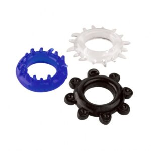 BOSSOFTOYS - COCKRING STAR - 3 PACK