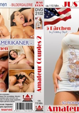 Just porn - Amateur couples 2 - 2 hrs - DVD