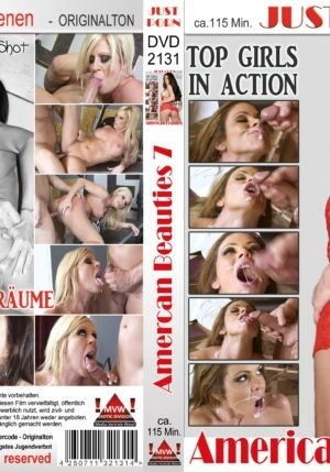 Just porn – American Beauties – 2 hrs – DVD