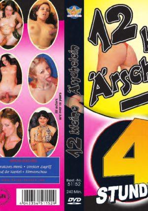 Horny Heaven - 12 Kleine Ärschelein - 4 hrs