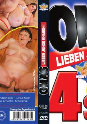 Horny Heaven - Omas Lieben Junge Knaben ! - 4 hrs