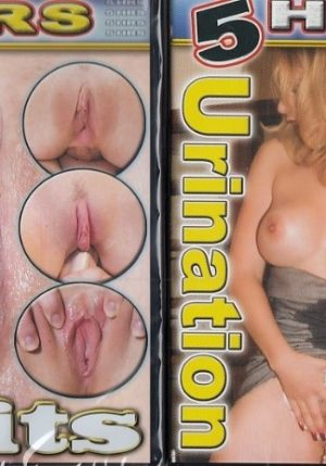Filmco - Large Lips & Clits & Urination Sensation - 2 Pack - 5 hrs - DVD